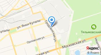 Udalimderevo.by на карте