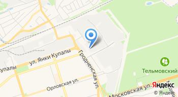 Управление Специальных Работ г. Брест Стройкомплекс на карте
