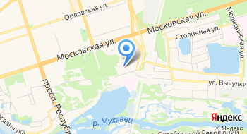Теплоком-Брест СООО на карте