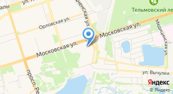 Инспекция Департамента по Ценным Бумагам Министерства РБ Областная на карте