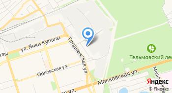 УПТК филиал Строительный Трест №8 на карте