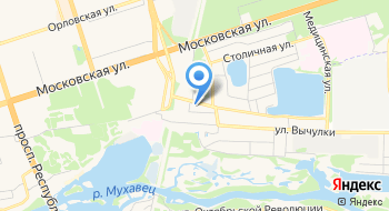 УютКомплексСтрой, склад на карте