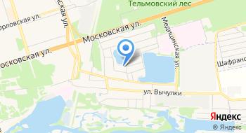 Свято-Георгиевская Церковь Брестской Епархии Белорусской Православной Церкви на карте