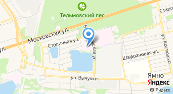 Диспансер Онкологический Брестский Областной УЗ на карте