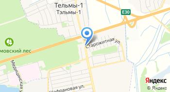 ИП Хильчук А.В. на карте