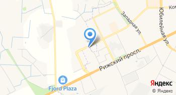 Бюро кадастровых услуг на карте