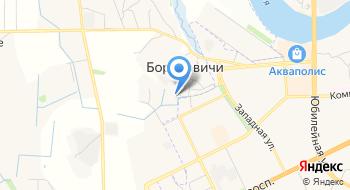 Детская деревня-SOS Псков, частное учреждение для детей-сирот и детей оставшихся без попечения родителей на карте