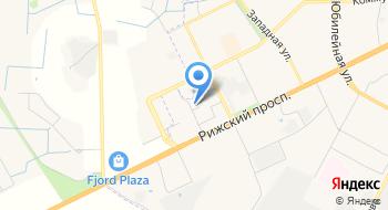 Псковский филиал ФГУП Ростехинвентаризация - Федеральное БТИ на карте