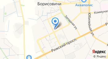 Псковпассажиравтотранс, диспетчерская на карте