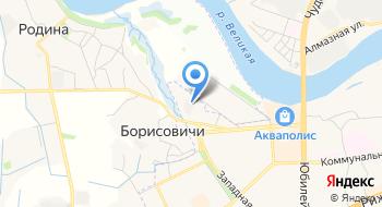 Псковское РАЙПО на карте