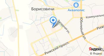 Псков-ключ на карте