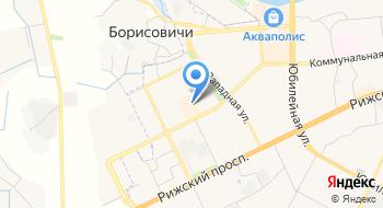 Отделение ГКУ ПО ОЦЗН по г. Пскову и Псковскому району на карте