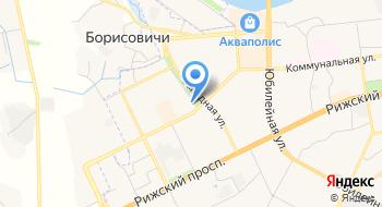 Девятый район на карте