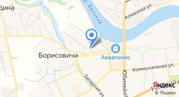 ЗемИнвестстрой Псков на карте