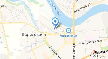 БУлавка, секонд-хенд на карте