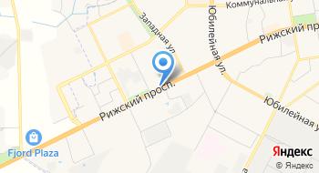 Сургутнефтегаз Псковнефтепродукт на карте