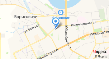 Сервисный центр iService на карте