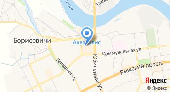 Хеликс на карте