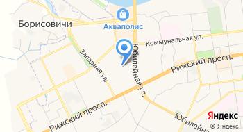 Псковская Инженерно-Лингвистическая Гимназия МБОУ на карте