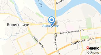 Саморегулируемая организация-ассоциация Псковский строительный комплекс на карте