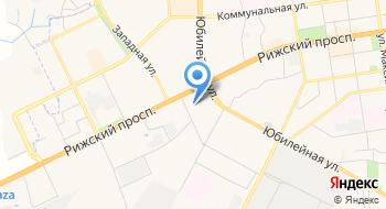 ГБУЗПО Псковская детская городская поликлиника на карте