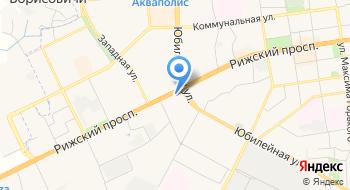 Псковэнергопром на карте