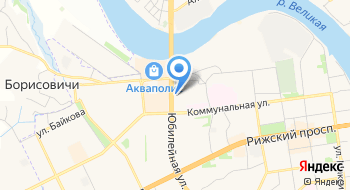 Псковское протезно-ортопедическое предприятие ФГУП Салон ортопедических изделий на карте