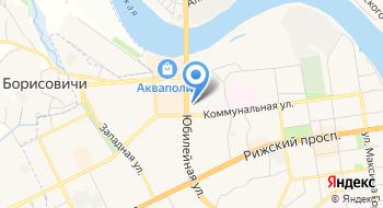 Меридиан, компания по заказу маршруток и автобусов на карте