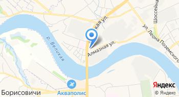 Газонаполнительный пункт Газсервис Плюс на карте