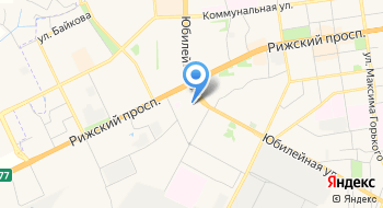 Псковская алкогольная база, магазин на карте