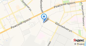 Русич, частная охранная организация на карте
