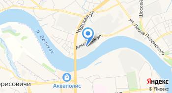 ЖБИ-1 завод на карте