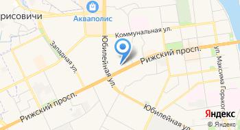 Агентство недвижимости Русская недвижимость на карте