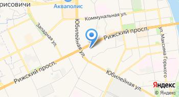 Городской культурный центр на карте