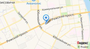 Сантехком, сеть магазинов на карте