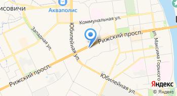 Ольгин Посад на карте
