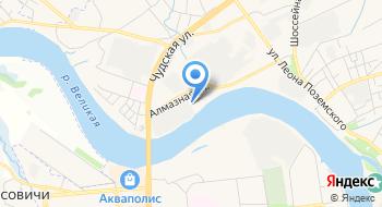 Сварочный центр на карте