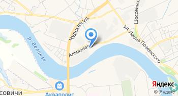 Стройподряд, строительная компания на карте