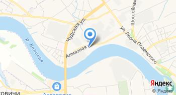 Сервисная компания, ИП Федорова Л. А. на карте