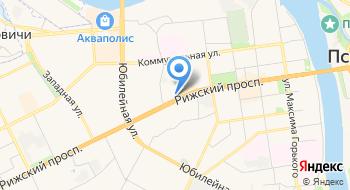 Ювелирный магазин Золотой на карте