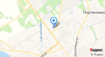 Диалент-Псков на карте