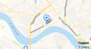ПСП Глобус на карте