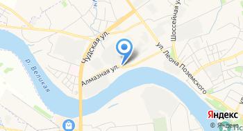 Автомастерская AutoFix на карте
