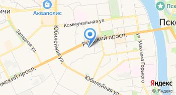 Экологическое предприятие Скарабей приемный пункт на карте