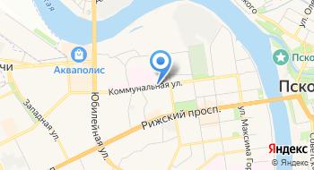 Торговая компания ЭкоМедС Северо-Запад на карте