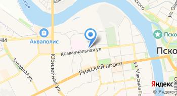 Канцтовары на карте