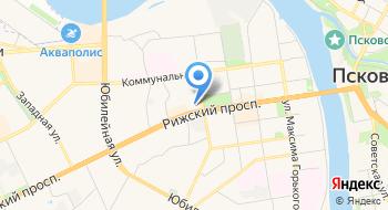 Нотариус Лысковец И. М. на карте
