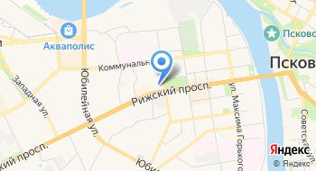 Мастерская по ремонту часов, ИП Иванов А. Н. на карте
