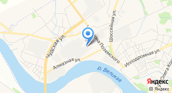 Завод Готовых Теплиц на карте