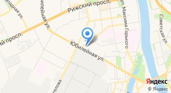 Филиал городская поликлиника №2 Офис семейного врача на карте